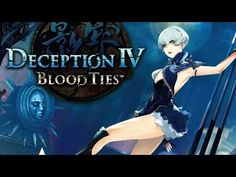 Deception IV. Blood Ties. PS3. 720.P. Gamplay Part.01.02.03.