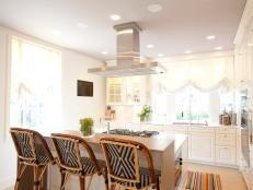 White Kitchen Ideas for a Clean Design | Kitchen Designs - Choose Kitchen Layouts & Remodeling Materials | HGTV