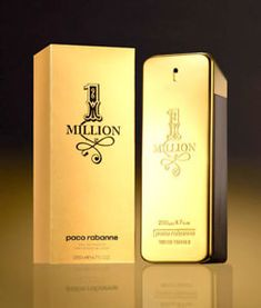 a one million eau de toilette paco rabanne originale 100 ml spedizione gratuita