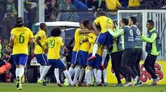 The Copa America is tournament for teams that are in the South American region. Find information about Copa America history starting from Football Soccer, Neymar, Squad, How To Memorize Things, Mac, Baseball Cards, History, American, News