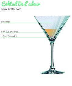 Coktail de l'adour (sans alcool)