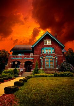 Legendary Haunted Brumder House, Milwaukee, Wisconsin