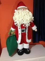 Resultado de imagen para muñecos de navidad Christmas Crafts, Christmas Decorations, Christmas Ornaments, Holiday Decor, Decor Crafts, Diy And Crafts, Felt Dolls, Softies, 4th Of July Wreath