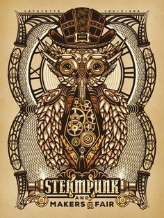 Steampunk Makers Fair