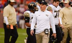 ACC hot seat herald: Potential wake looming for Dave Clawson = ACC football programs won't fan the flames of intrigue this December, at least not to a severe extent. Few hot seats exist in the league this year, but that's because it was a football furnace last fall.  Al was baked to a Golden.....