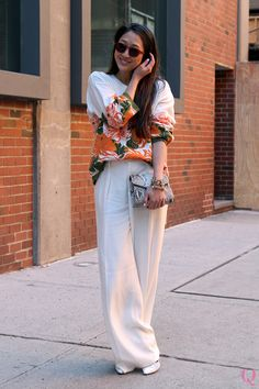 NYC street style: So cute