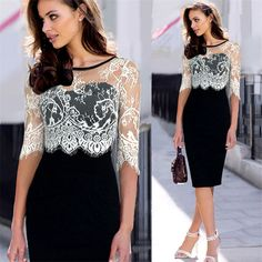 awesome Маленькое черное платье (50 фото) — Модные варианты и новинки 2017