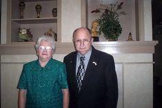Jim and Kay - cousins