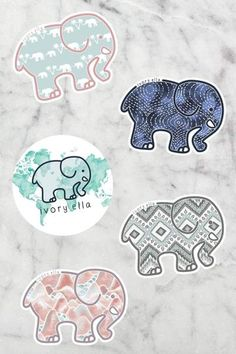 fcf94944387 11 Best Ivory Ella stickers images in 2019