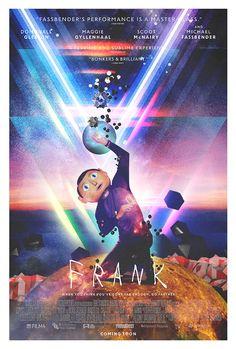 FRANK movie 2014 - POSTER on Behance