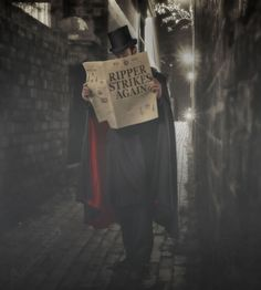 Homework help? How to start Jack the Ripper question?
