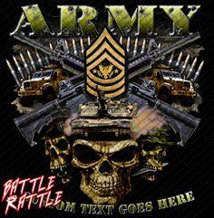 Army Rank Military Shirts $17.76