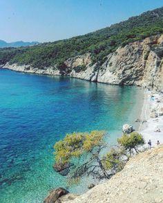 Agistri island Greece Athens, Beaches, Greece, Wanderlust, Island, Heart, Water, Girls, Outdoor