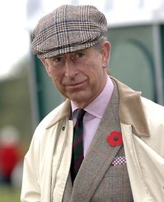 Prince Charles tweed