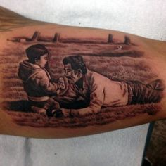 50 Father Son Tattoos for Men - Memories caught in .- 50 Father Son Tattoos f . Daddy Tattoos, Father Tattoos, Parent Tattoos, Family Tattoos, Tatoos, Father Daughter Tattoos, Tattoos For Daughters, Father And Son, Tattoo For Son