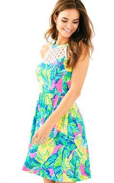 33c9c0aa633727 Keali Stretch Shift Dress, Resort White Pineapple Jacquard, large |  Graduation 2 in 2018 | Pinterest | Resorts, Resort dresses and Summer  dresses