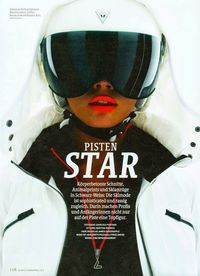 On the slopes: Kim Feenstra by Gianluca Fontana for Bolero Magazine Sport Editorial, The Sporting Life, Star Wars, Magazine Editorial, Apres Ski, Skiing, Lifestyle, Sports, How To Wear