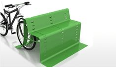 "LOL bike ""Banc"" Collection - aluminum treated and powder coated."