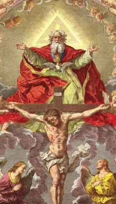 Celebrating the Solemnity of the Holy Trinity – 11 June 2017..........