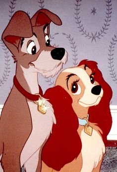 Lady and the Tramp my favorite movie