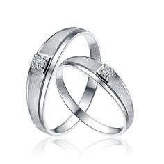 Lesbian wedding ring ideas