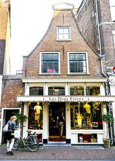 Shopping in Haarlem