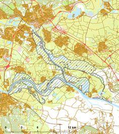 De Gelderse Poort is een jong grensoverschrijdend natuurgebied in Nederland en Duitsland, bij de Zuid-Gelderse stad Nijmegen aan de oevers van de Waal. Het natuurgebied heet naar de plek waar de Rijn zich door een stuwwal, die zich tijdens de ijstijd gevormd heeft, heen werkt en zich begint te splitsen. Dit is in feite het begin van de Rijndelta.