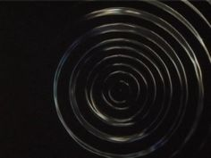 Sound for the Eyes by Sixth Sensor. Cymatic sound visualisation experiment 2004