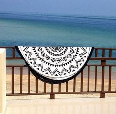 Round Towels, West Coast, Beach Mat, Outdoor Blanket, Tapestry, Home Decor, Hanging Tapestry, Tapestries, Decoration Home