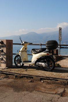 Writers And Poets, Lake Garda, Italy, Life, Italia