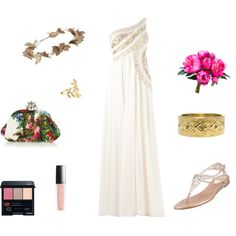 """novia romana IV"" by leticia-palacio on Polyvore"