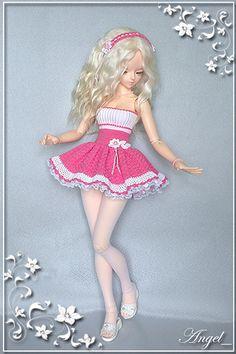 """PlayDolls.ru - Играем в куклы :: Тема: Angel_: Наряды моих """"Ангелочков"""" (8/44)"""