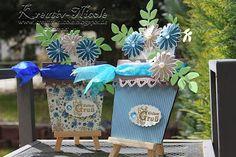 #Blumentopf#karten mit #Produkten von #StampinUp!. #KreativNicole