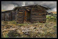 Wyoming cabin
