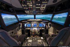 Boeing 737-800 (flight simulator)