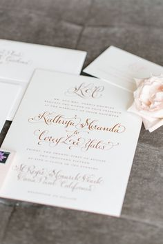 Photography: Jasmine Star - www.jasminestarphotography.com Invitations: Paper Plane Paperie - paperplanepaperie.com Read More on SMP: http://www.stylemepretty.com/2016/01/25/classic-st-regis-monarch-beach-wedding/