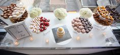 Malaparte Terrace wedding reception mini doughnuts by Jelly Modern Doughnuts Mini Doughnuts, Toronto Wedding, Special Day, Jelly, Terrace, Wedding Reception, Wedding Photography, The Incredibles, Table Decorations
