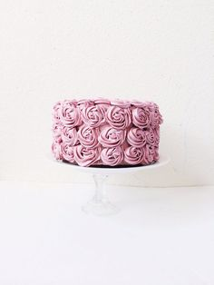 Cake Dummy / Faux Cake for Prop  Rosette by GlamFeteByBri on Etsy, $21.50