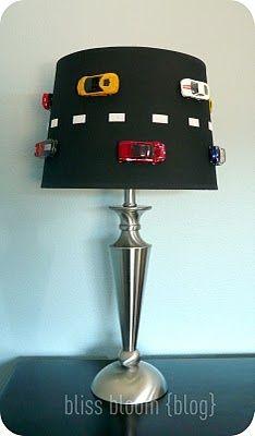 mommo design blog - Toy Cars Decor