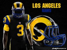 Some football fans love concept uniforms, while others prefer the old-school look. If you're the latter, these blackout uniform designs may just change. 32 Nfl Teams, Nfl Football Players, Dallas Cowboys Football, Football Boys, College Football, Football Stuff, Cincinnati Bengals, Indianapolis Colts, Football Jerseys
