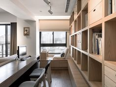 PartiDesign   The Wooden Apartment