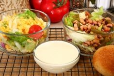 How To Make the Best Salad Dressings Applebees Oriental Chicken Salad Benihanas Ginger Salad Dressing Additional Hints for Individual Salad Dressings More....