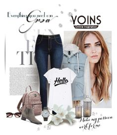 """""""YOINS"""" by aceboss ❤ liked on Polyvore featuring Taylor Morris, NLY Accessories and yoins"""