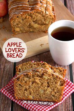 Apple Lovers' Bread - On Sugar Mountain