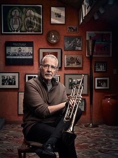 Herb Alpert - One of my idols; growing up as a child, learning to play my trumpet