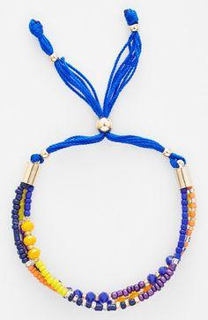 Cara Friendship Bracelet (Girls) available at #Nordstrom