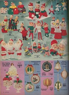 Vintage Lee Wards Christmas Catalog For Sale…….and It's The End of The World as We Know it………for Mid Century Modern Brasilia Lovers That Is Christmas Catalogs, Old Christmas, Old Fashioned Christmas, Antique Christmas, Retro Christmas, Christmas Items, Christmas Pictures, Christmas Wrapping, Christmas Angels