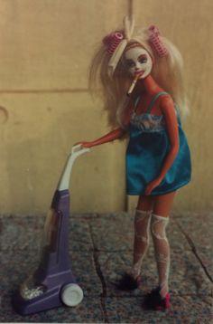 Housewife Barbie