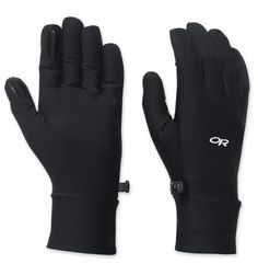 This Polyester glove offers reliable moisture management when worn as a liner. On colder days wear it under an insulated glove to wick perspiration away from th