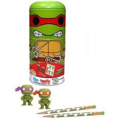 Pop! Teenage Mutant Ninja Turtles Raphael Tin-Tastic Creative Activity Set from Funko